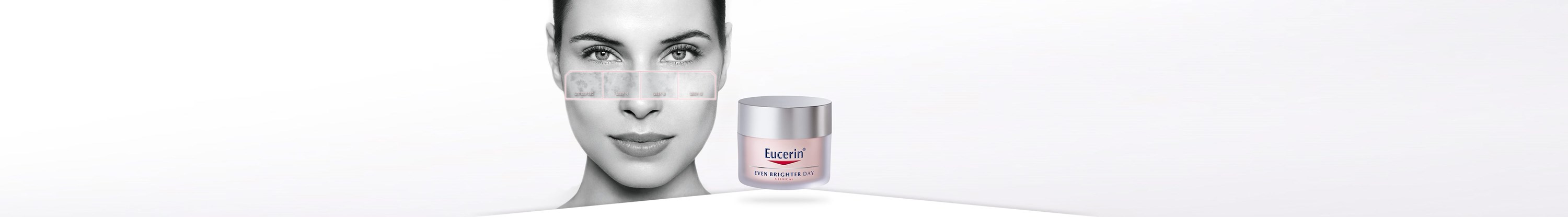 Eucerin Even Brighter product range