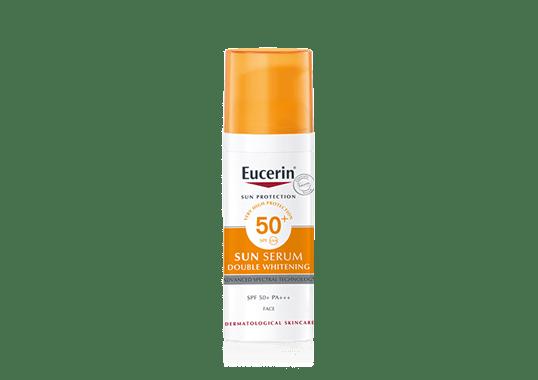 Eucerin Sun Serum Double Whitening SPF50+